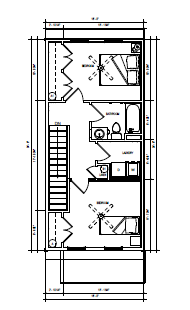 Unit D Second Floor