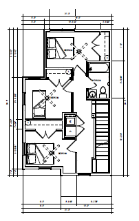 Unit F Second Floor