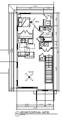 Unit B2 Second Floor